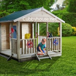 Active Playground cubby fort