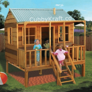 Bushman cubby house